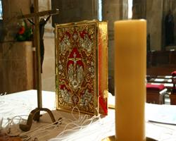 Crist, parole, lumière